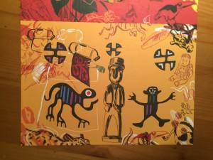 Leporello Völkerskundemuseum