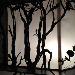 theapartmentstore, zürich, weihnachtsschaufenster