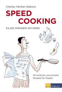 Speed Cooking, AT Verlag, Umschlag