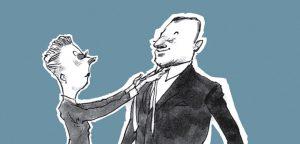 Der Schweizer Business-Knigge, Beobachter Edition, Beitragsbild