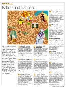 NZZ am Sonntag, GPS Palermo