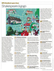 NZZ am Sonntag, GPS Stratford-upon-Avon